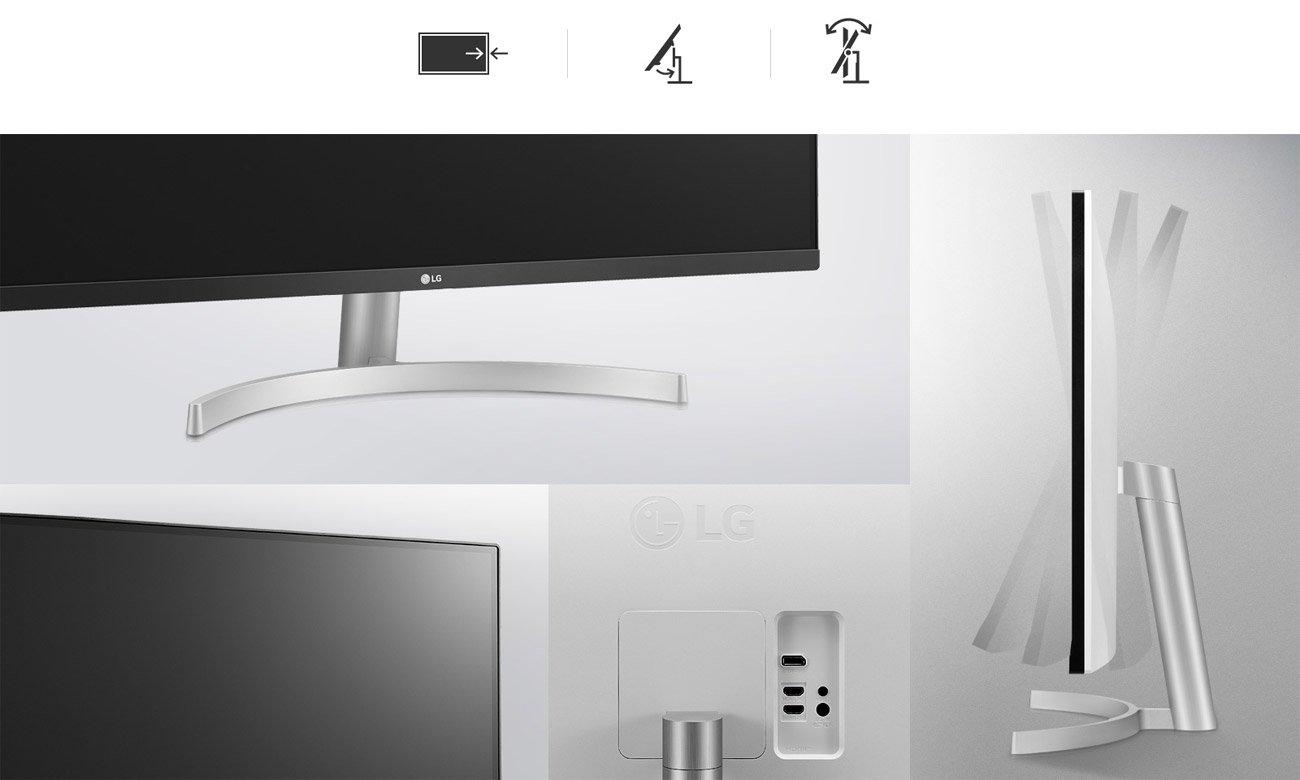 Monitor dla graczy LG 32UN500-W
