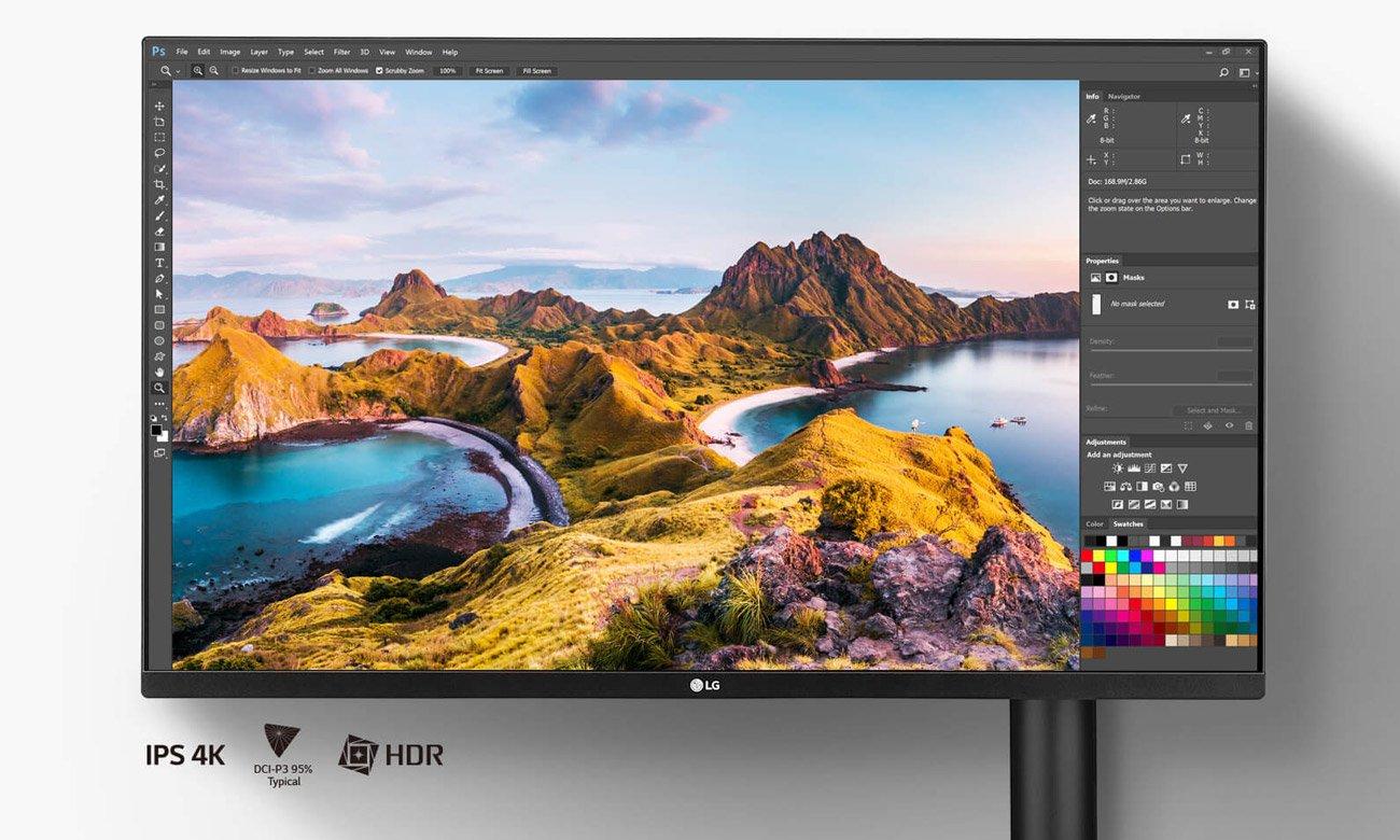 Rozdzielczość 4K Ultra HD