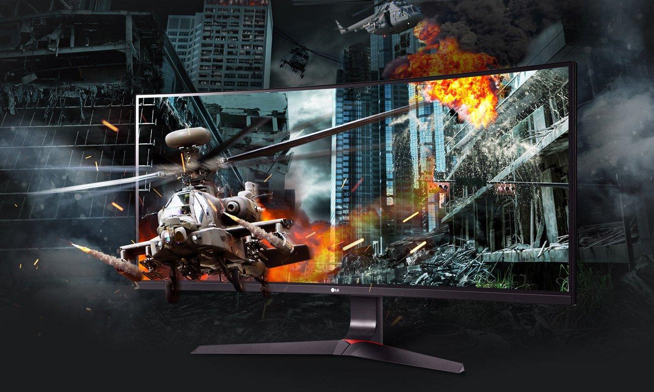 Monitor dla graczy LG UltraGear 34GL750-B