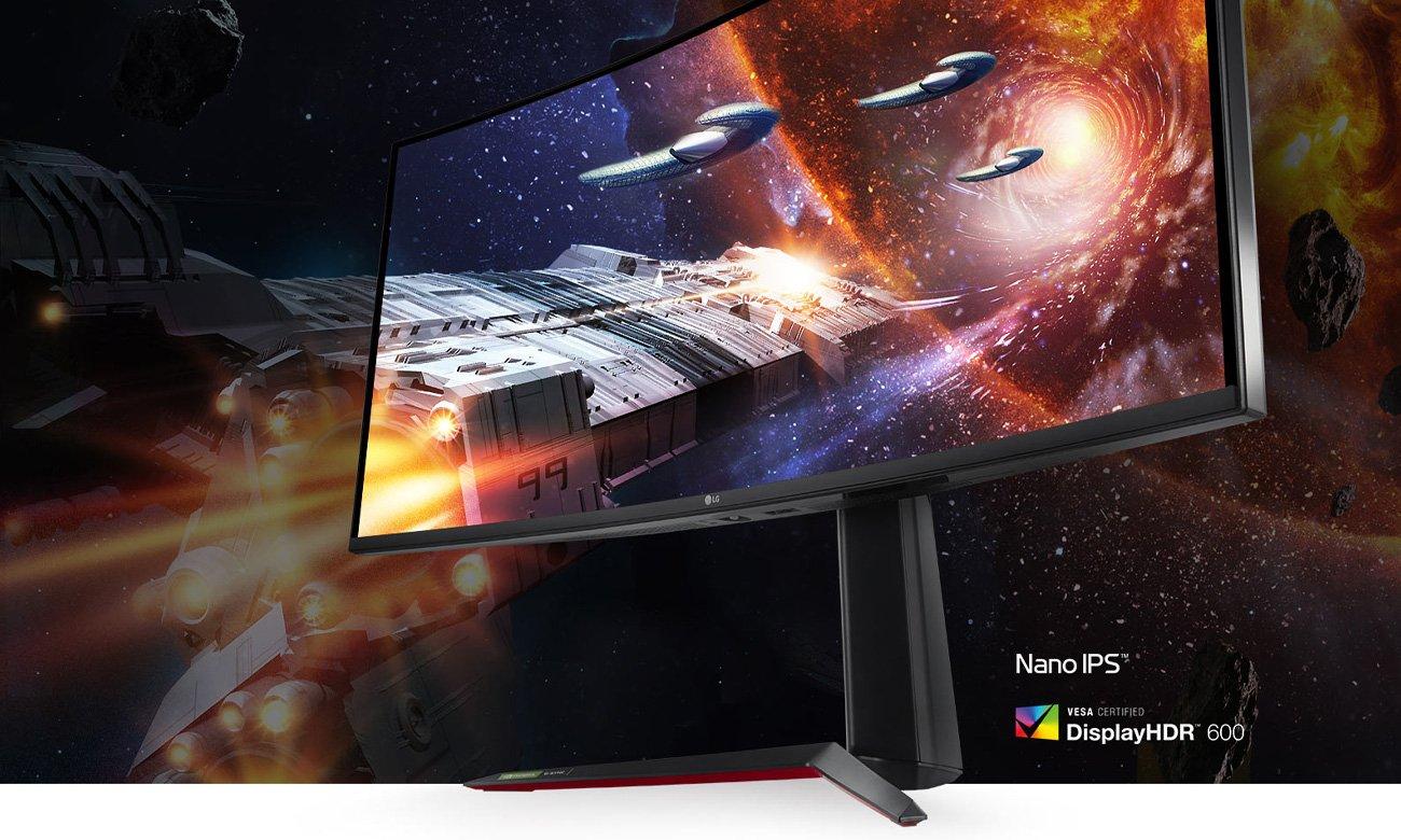 Monitor dla graczy LG 38GN950-B