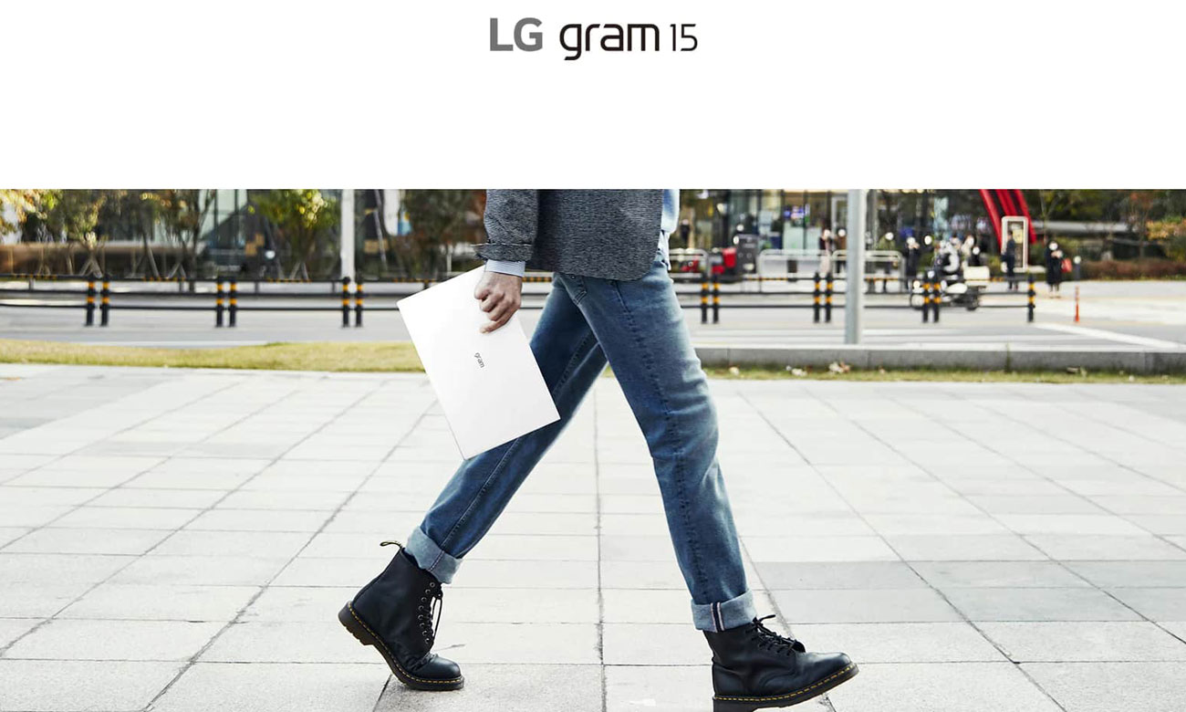 LG GRAM 2021 15Z90P