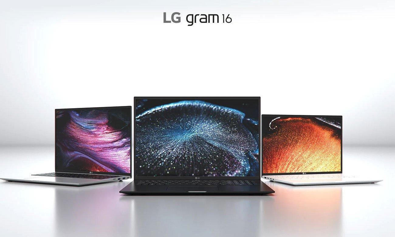 Laptop LG GRAM 2021 16Z90P