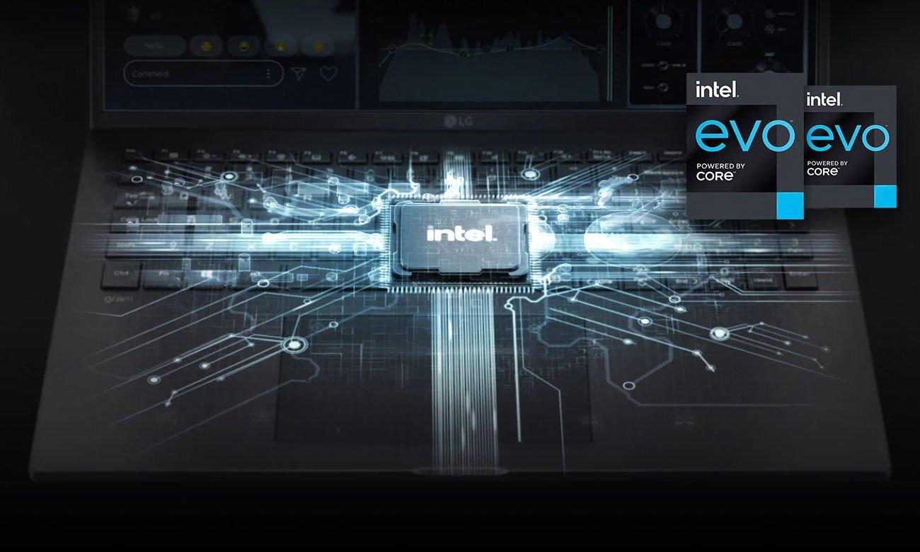 Wydajny procesor  Intel® Core™ 11. generacji