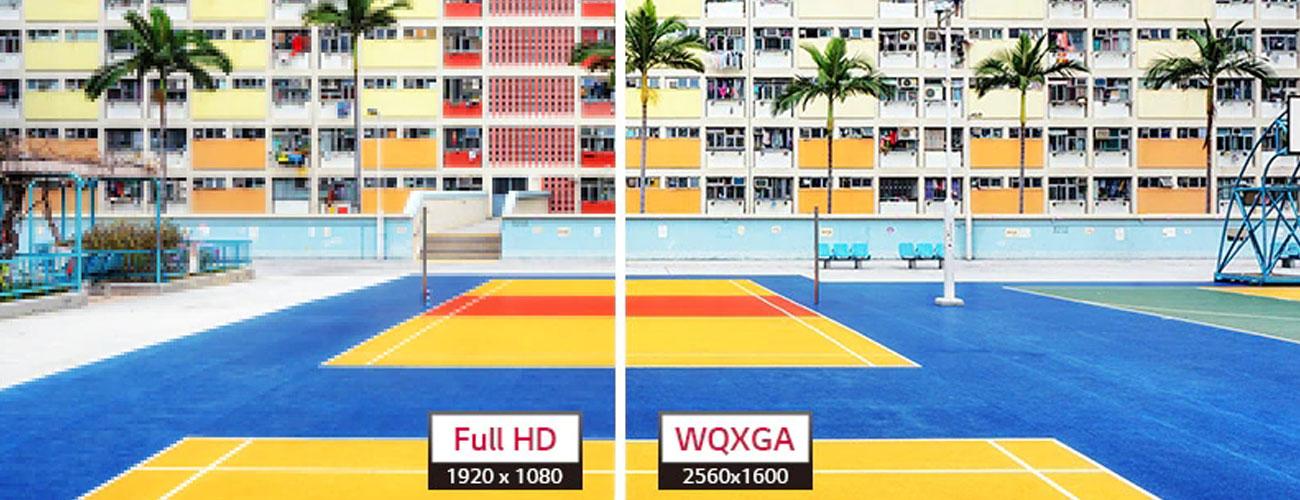 Ekran WQXGA (2560 x 1600