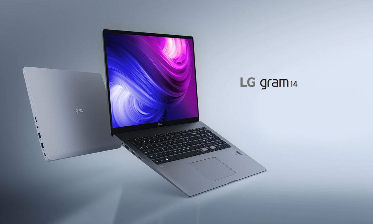 Ультрамобильный ноутбук LG gram 14 2020
