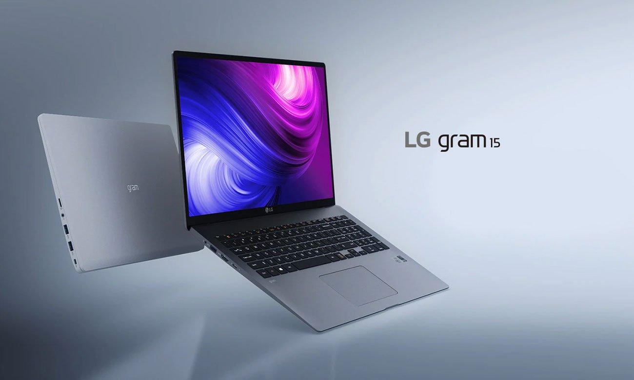 Универсальный ноутбук LG грамм