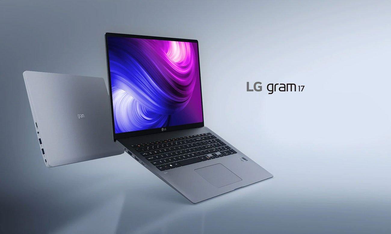 Laptop uniwersalny LG gram 17