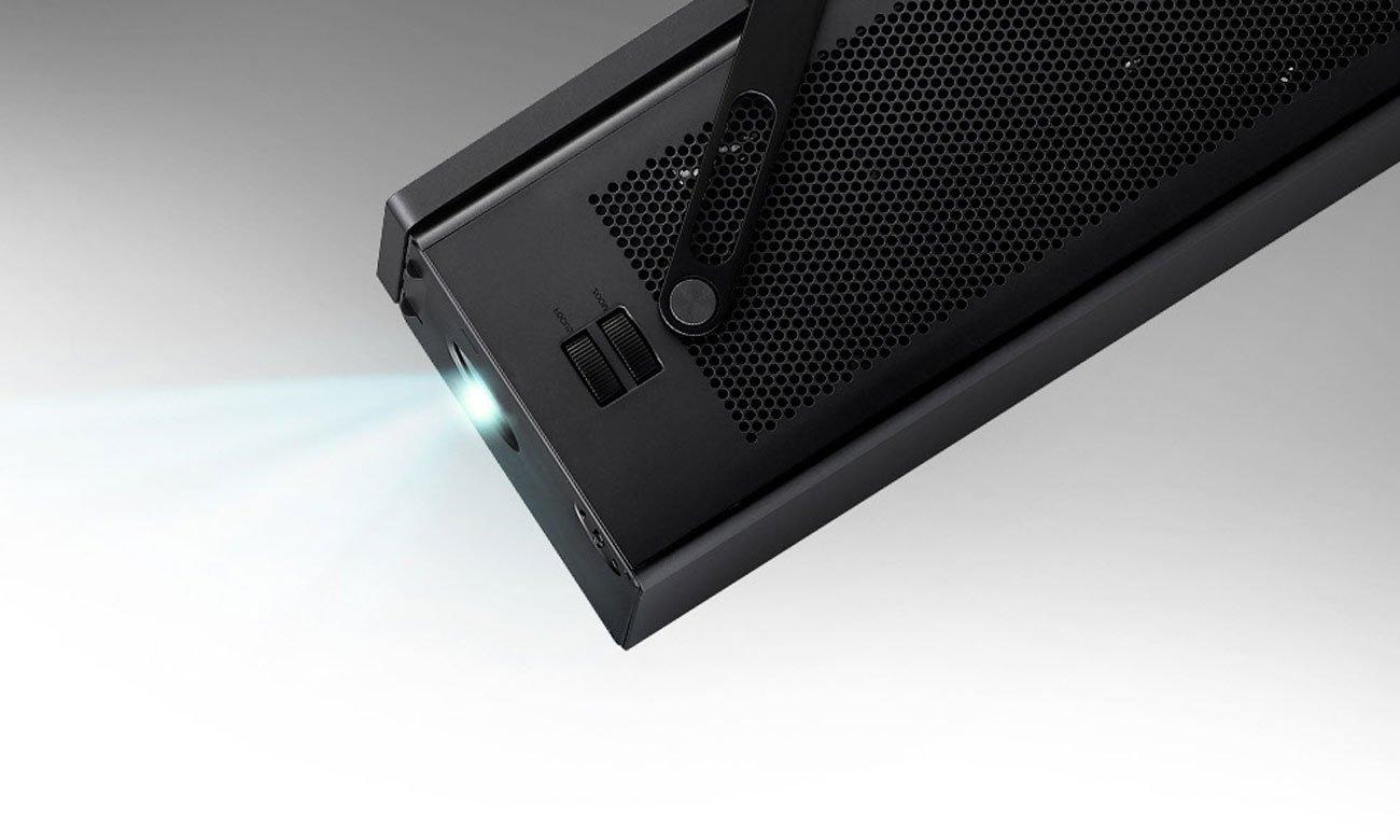 LG HU80KG Laser 4K Jasność Lampy