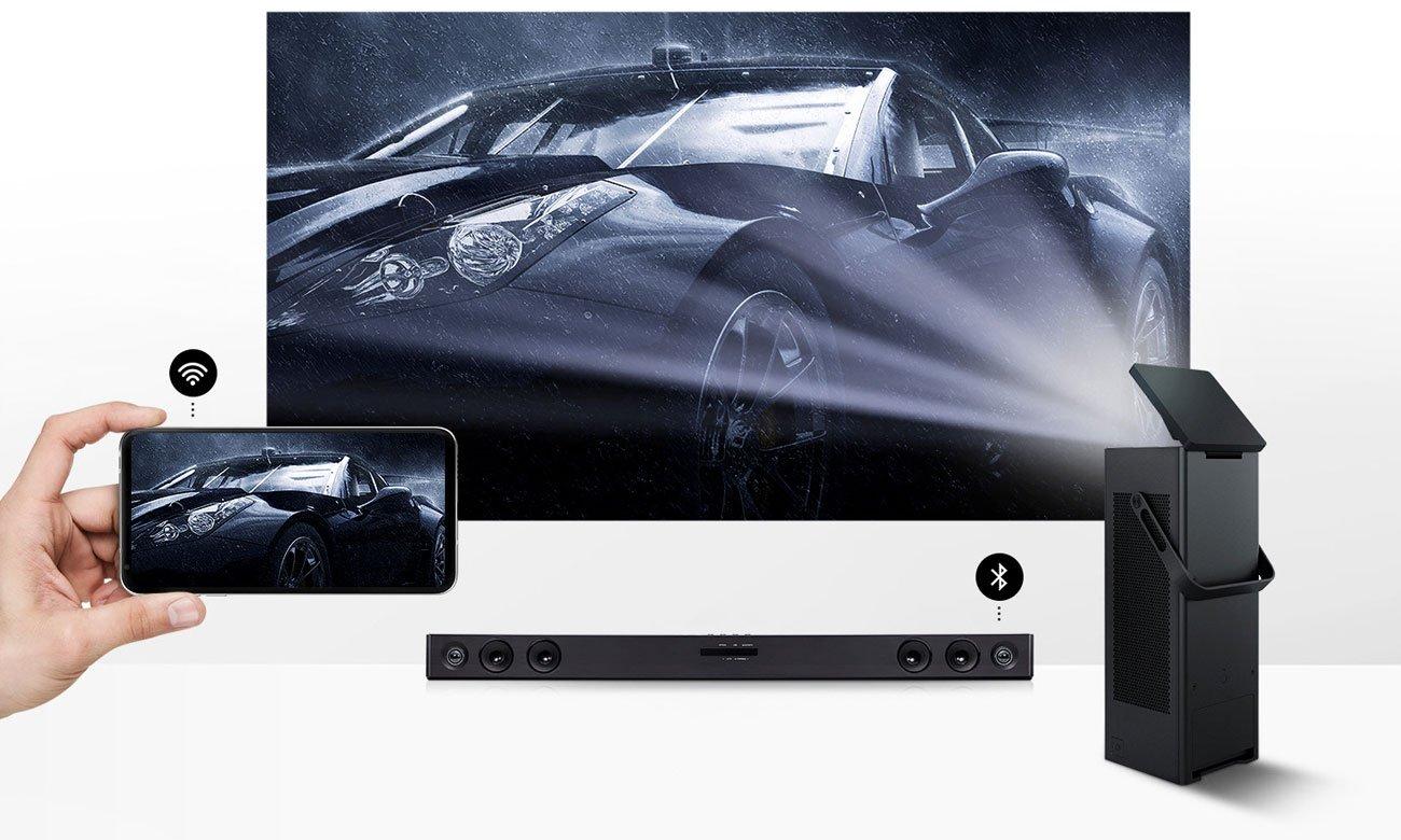 LG HU80KG Laser 4K Inteligentne Rozwiązania