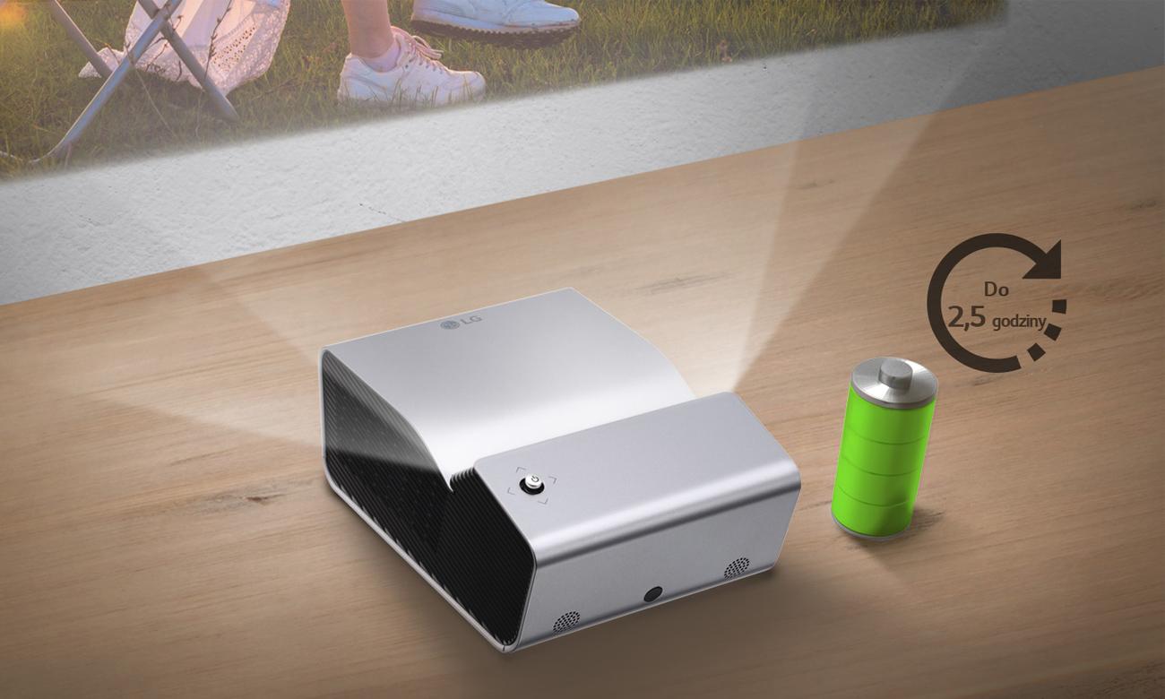 Projektor LG PH450UG LED DLP PH450UG