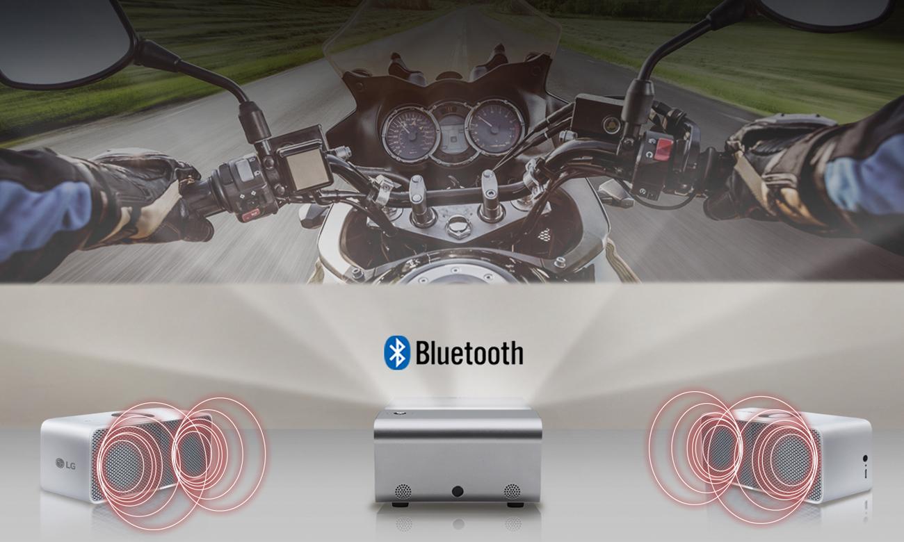 LG PH450UG LED DLP PH450UG