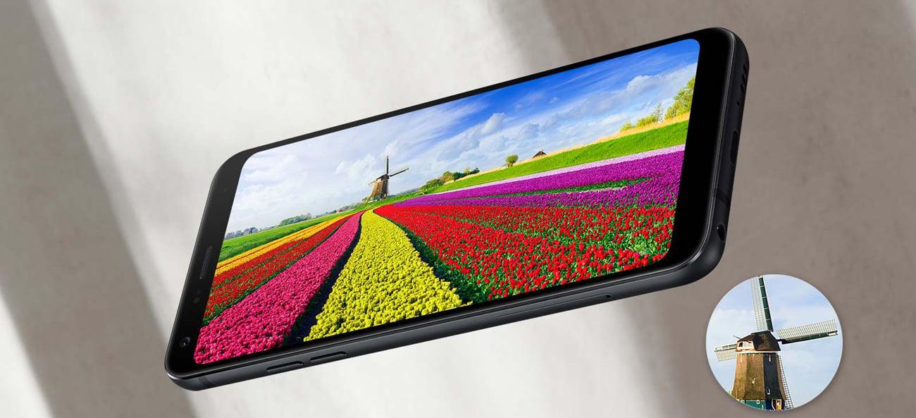 LG Q7 ekran full vision