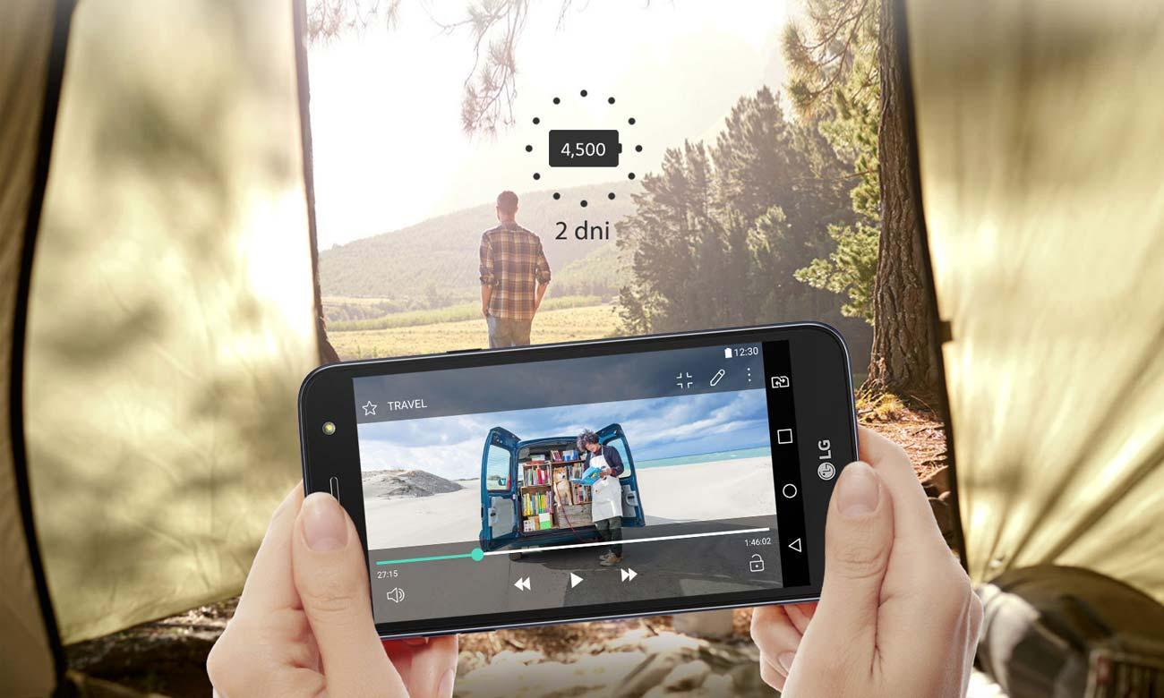 LG X Power 2 długi czas działania