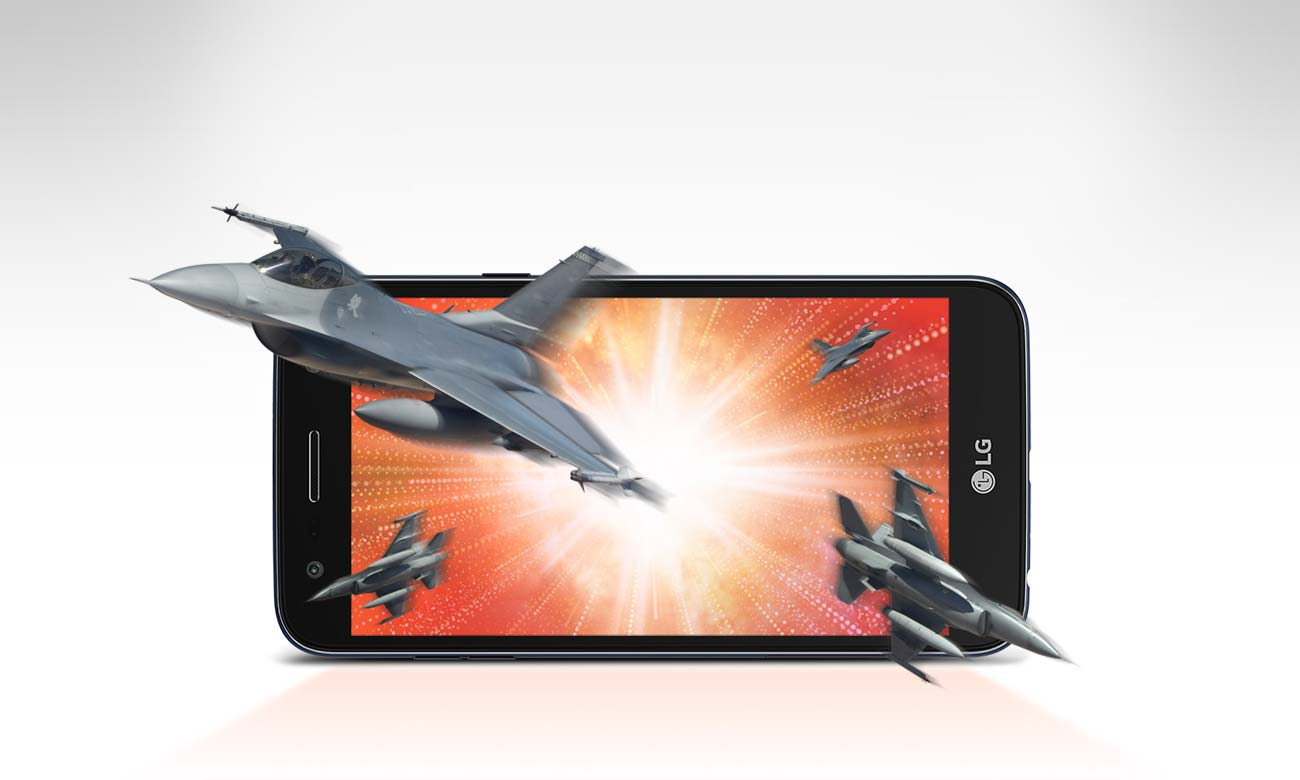 LG X Power 2 ośmiordzeniowy procesor MediaTek