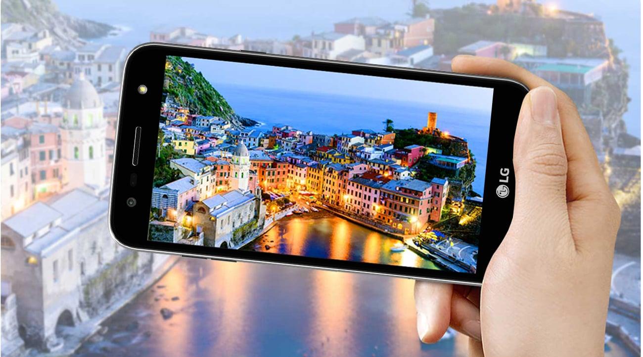 LG X Power 2 aparat 13 mpix