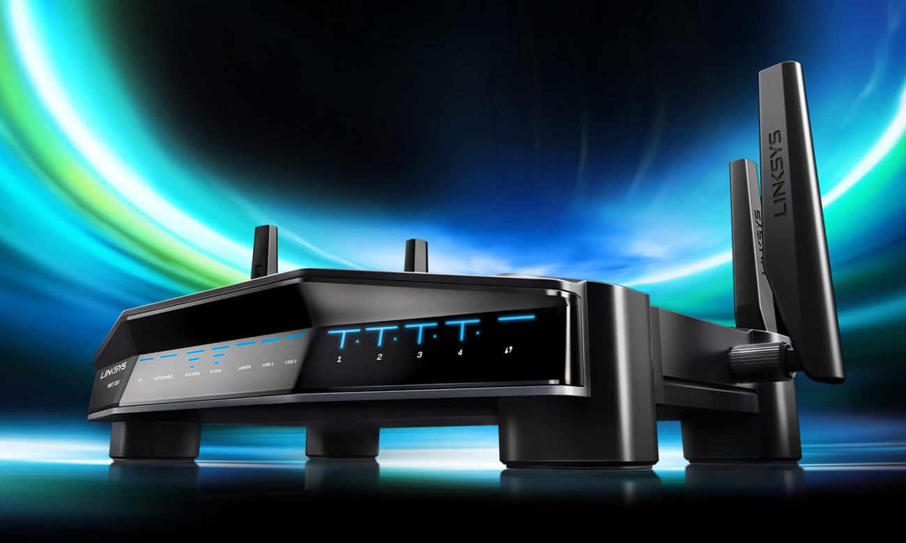 Router Linksys WRT32X