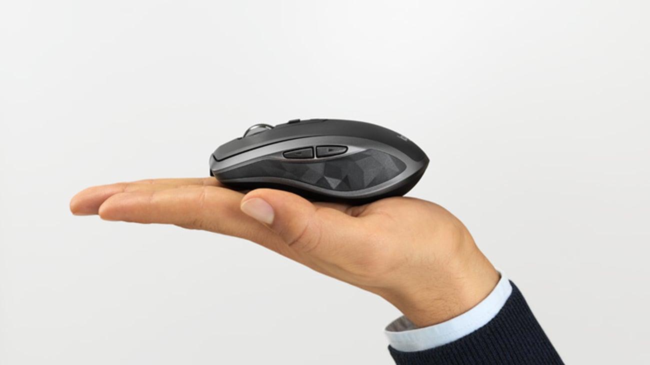 Logitech MX Anywhere 2 Kompaktowy rozmiar