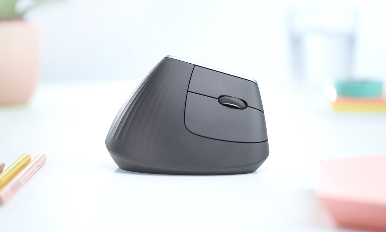 Logitech MX Vertical Advanced Ergonomic Wireless Mouse