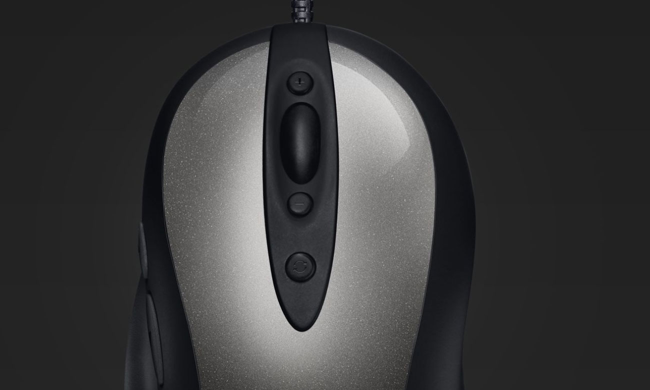 Mysz dla graczy Logitech MX518 HERO