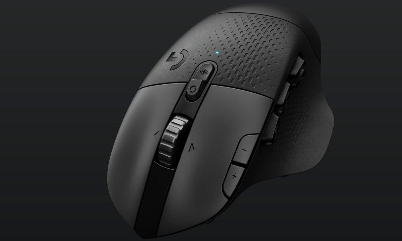Mysz dla graczy Logitech G604 LIGHTSPEED