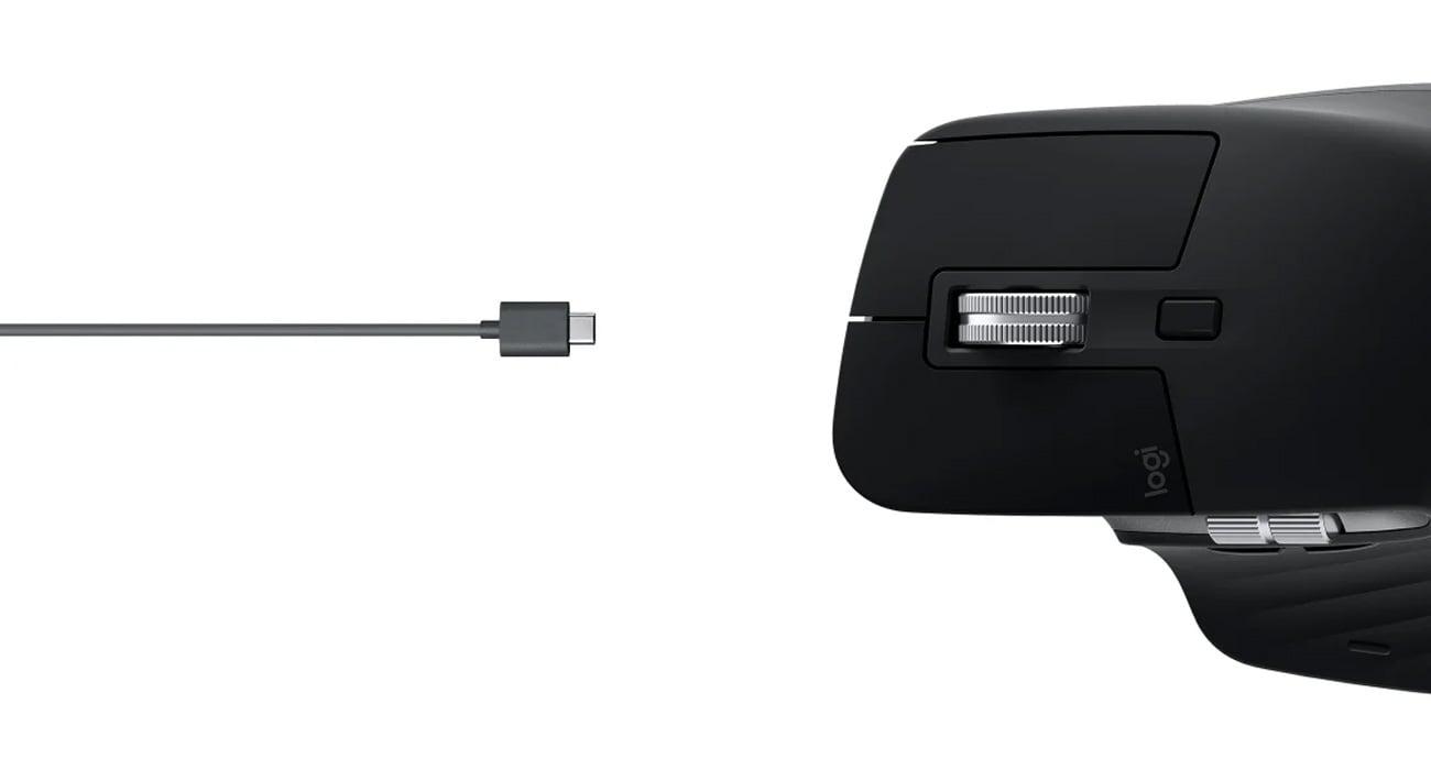 Mysz bezprzewodowa Logitech MX Master 3 for Mac Space Grey