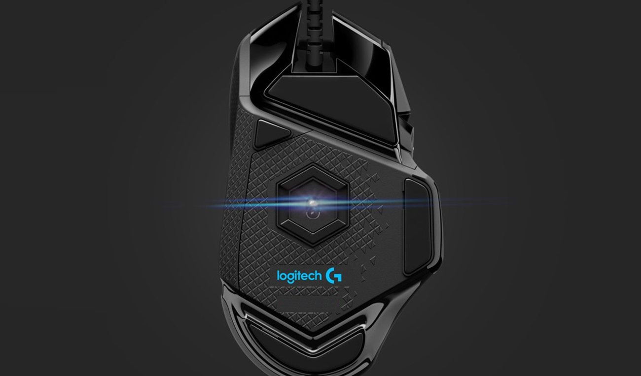 Mysz dla graczy Logitech G502 Special Edition