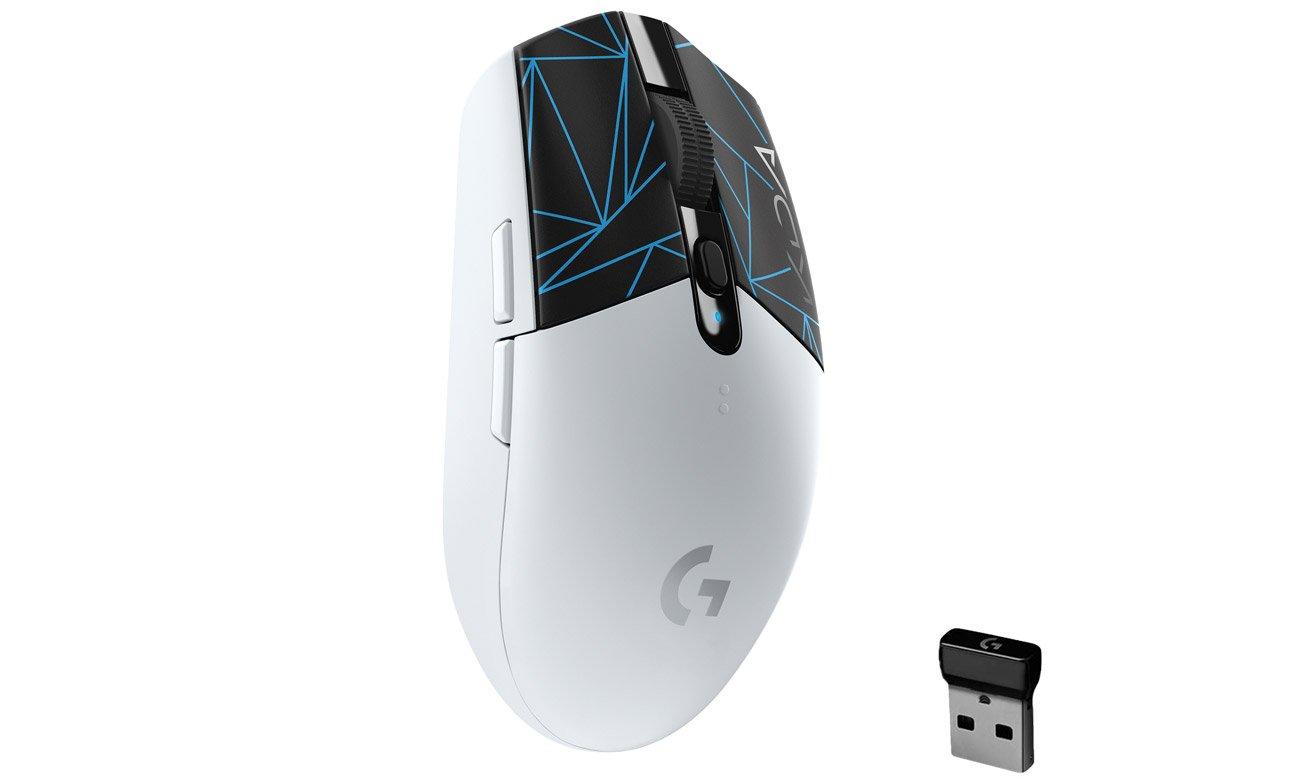 Myszka bezprzewodowa dla graczy Logitech G305 LIGHTSPEED K/DA