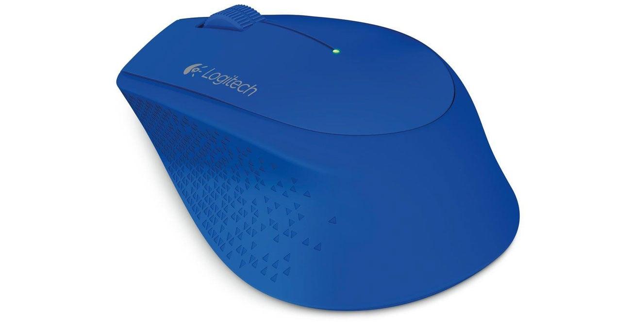 Logitech M280 Wireless Mouse niebieska 18 miesięczna żywotnośc baterii