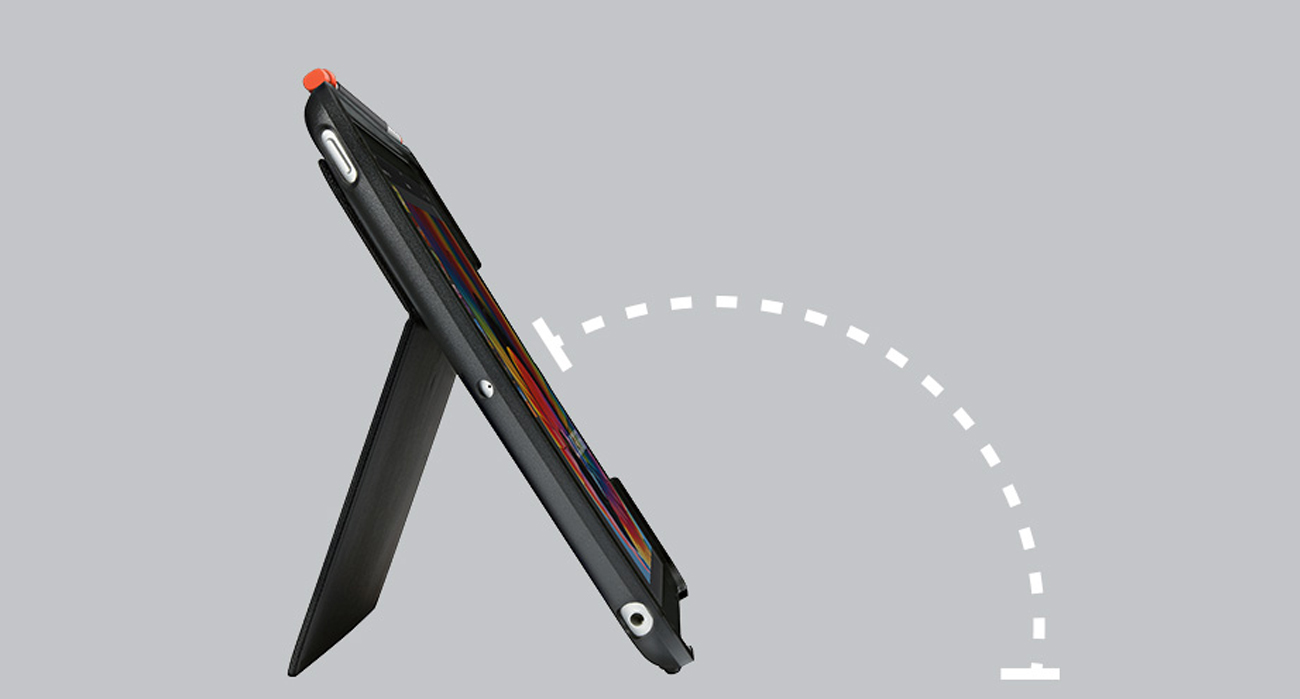 Slim Combo iPad Pro 10.5 Black