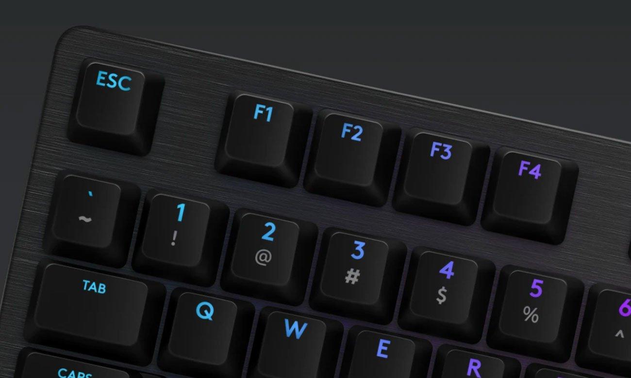 Klawiatura mechaniczna Logitech G512 Tactile