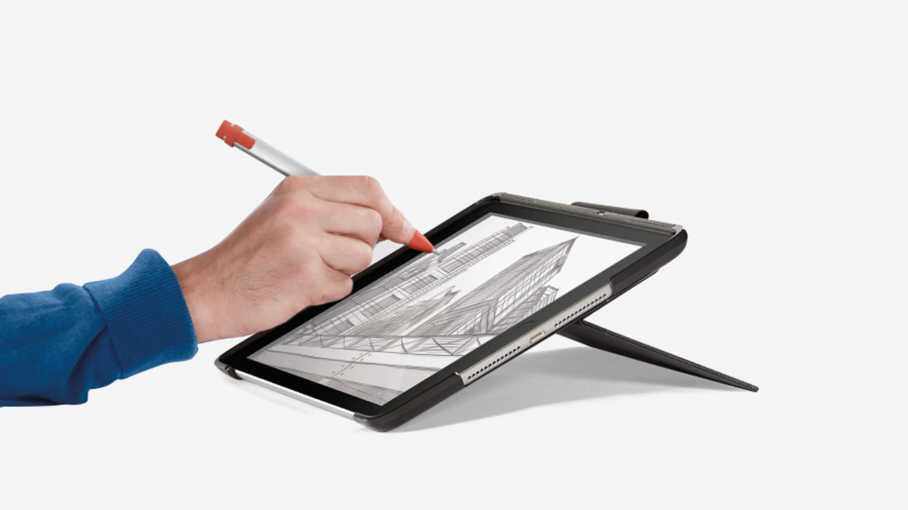 Logitech Slim Combo Rysowanie na tablecie