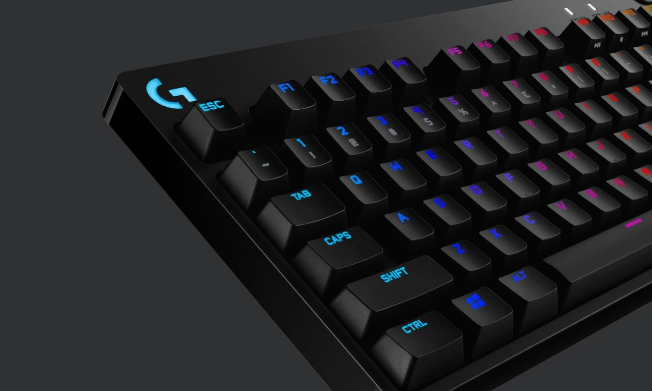 Klawiatura mechaniczna Logitech G PRO Gaming
