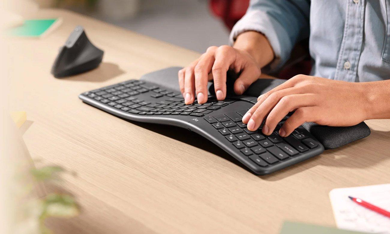 Precyzja bez wysiłki dzięki klawiszom o idealnym skoku