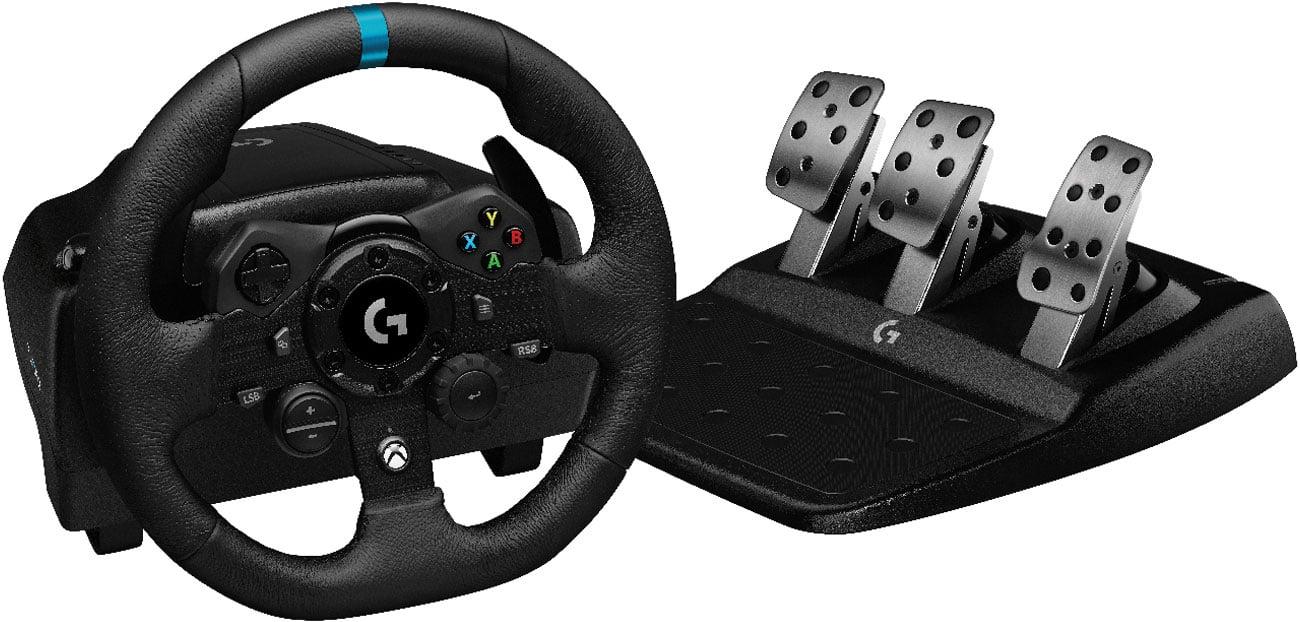 Kierownica Logitech G923 dla PC i Xbox One