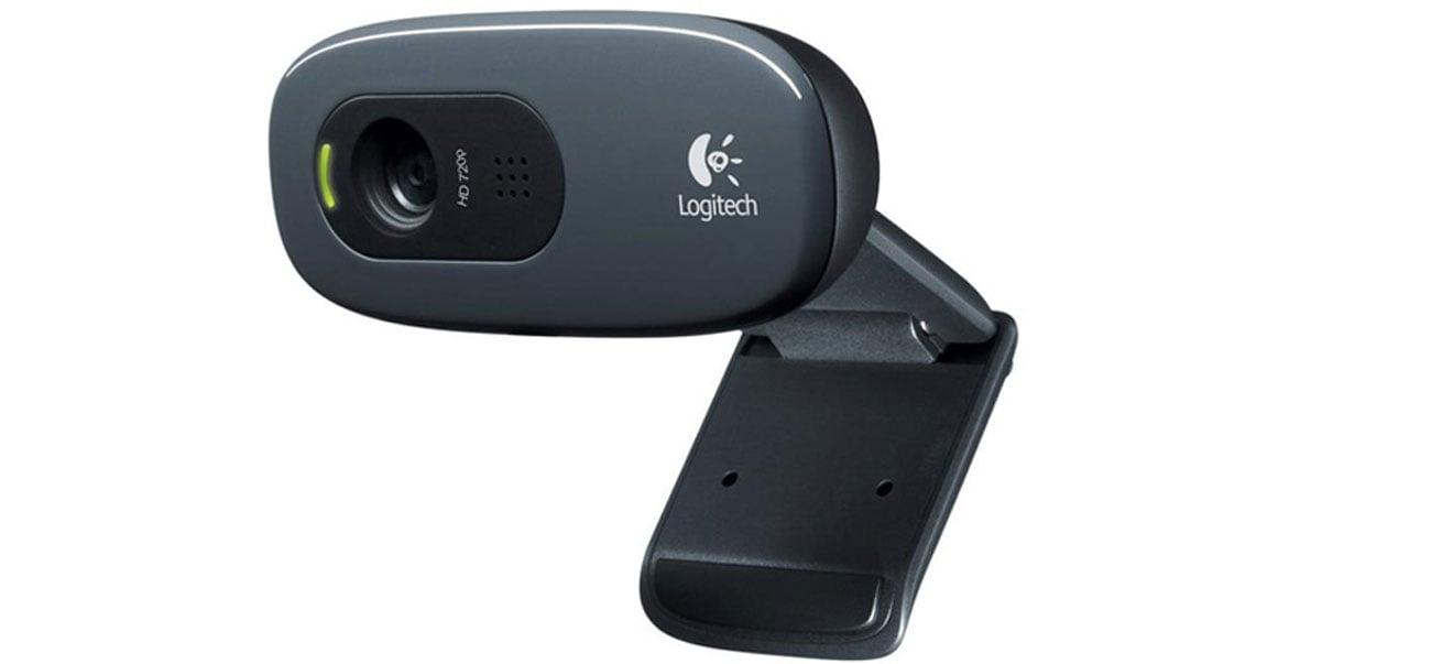 Logitech Webcam C270 czysty dzwiek