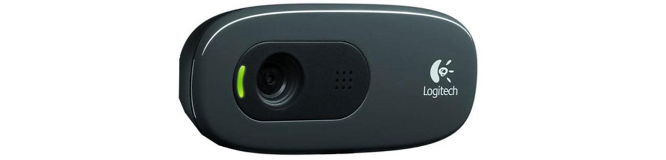 Logitech Webcam C270 redukcja swiatła