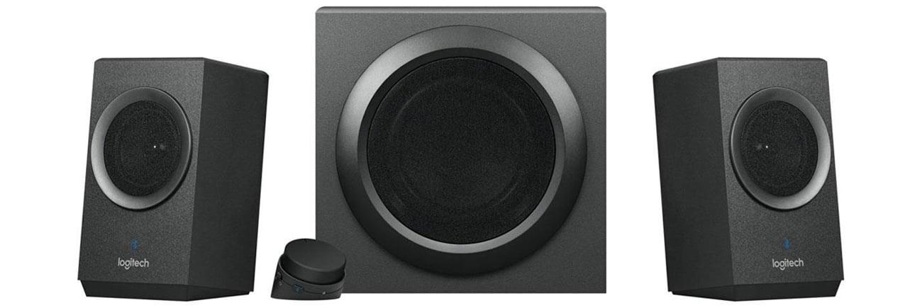 Logitech 2.1 Z337 Bold Sound