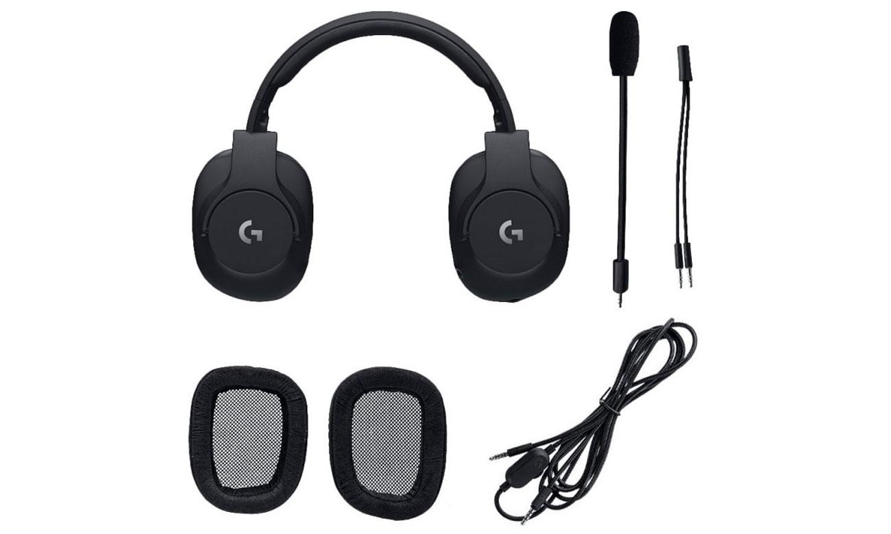 Zestaw słuchawkowy Logitech G Pro Gaming Headset