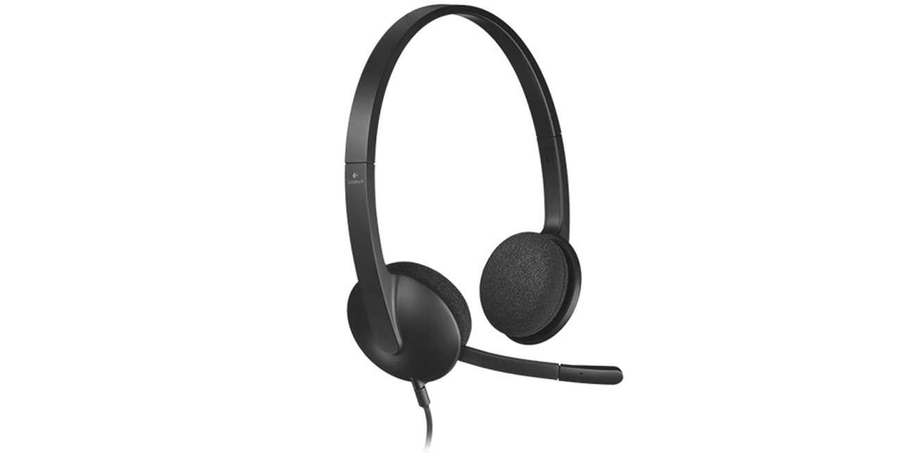Logitech H390 Headset plug and play