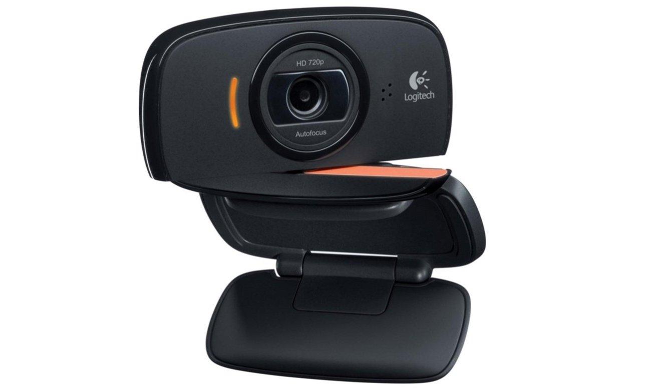 Logitech B525 HD Webcam Prosta instalacja, prosta obsługa