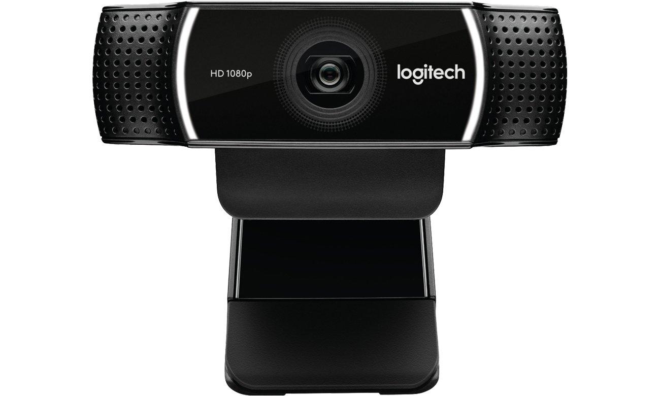 Logitech C922 widok z przodu