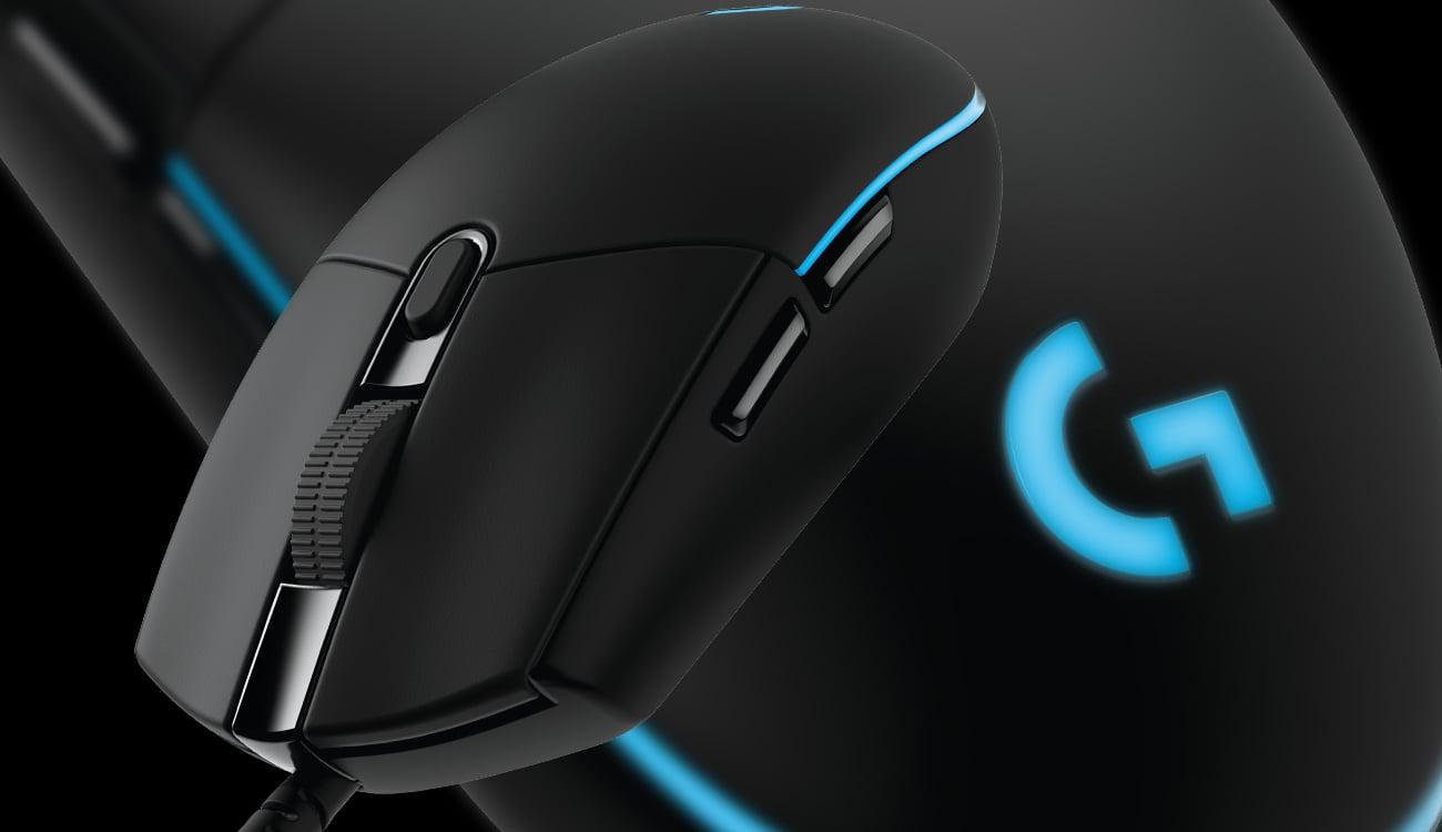 Logitech G PRO Gaming Mouse Przyciski