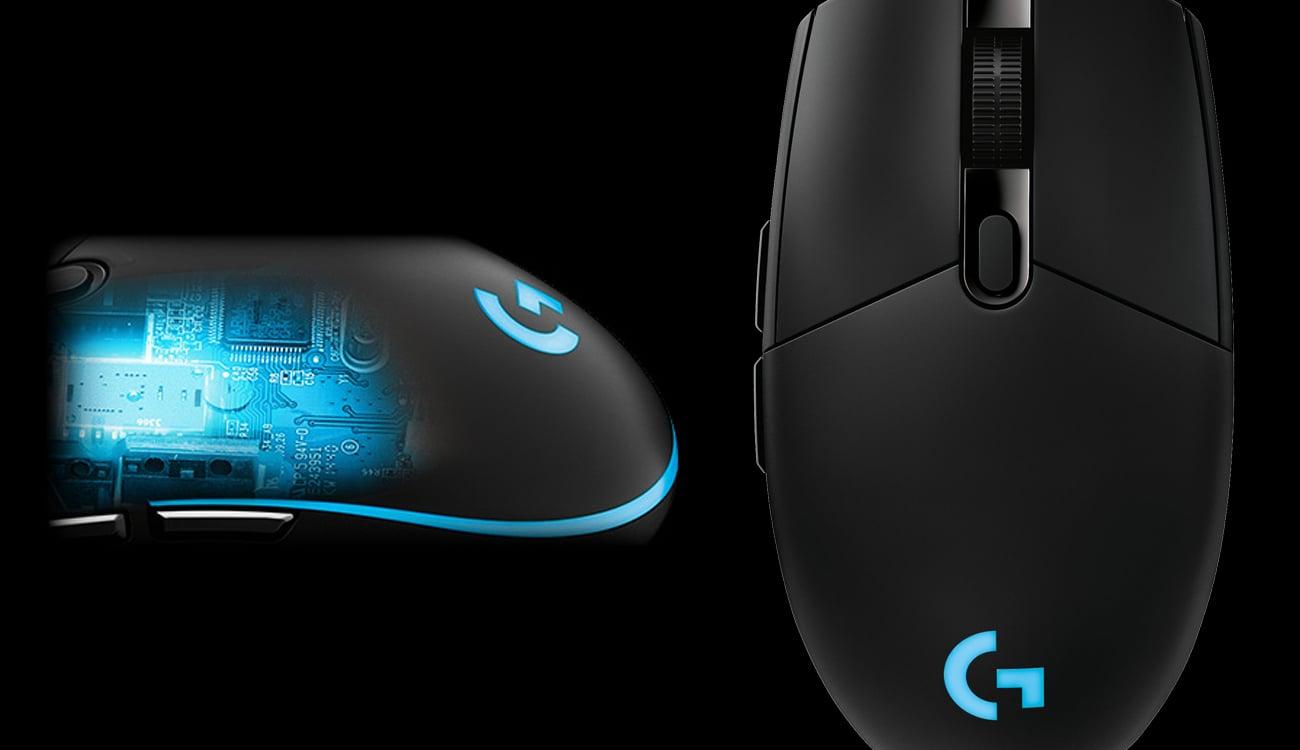 Logitech G PRO Gaming Mouse Pamięć