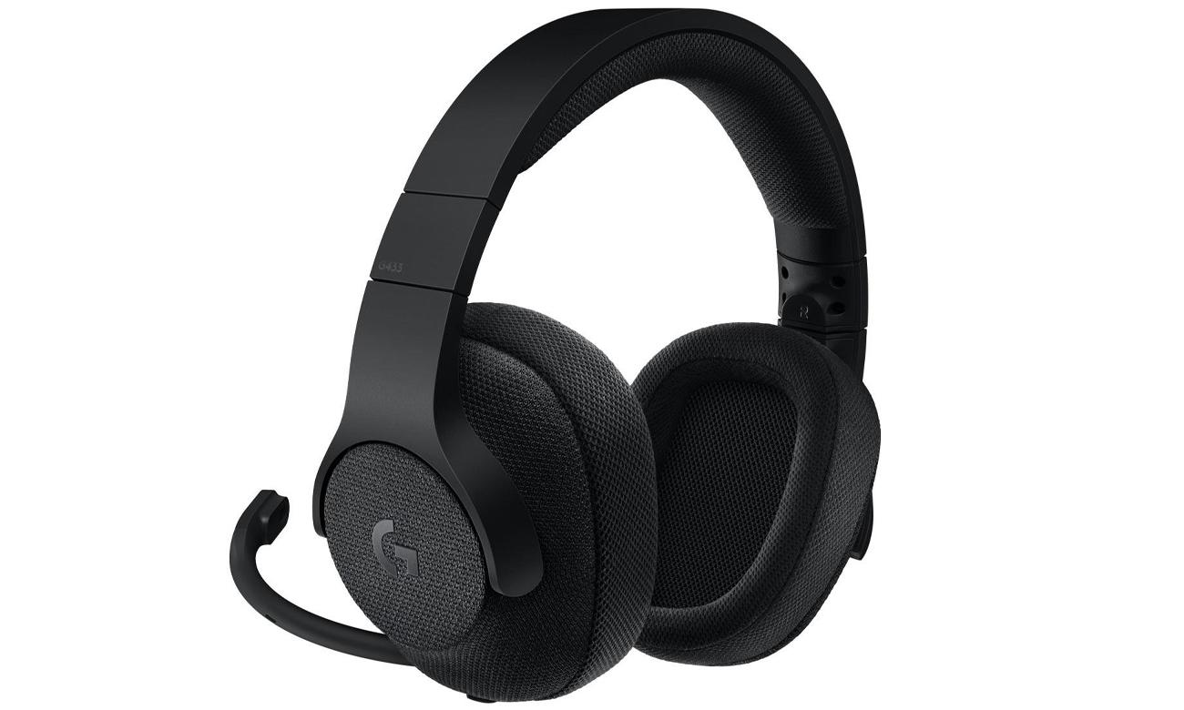 Słuchawki Logitech G433