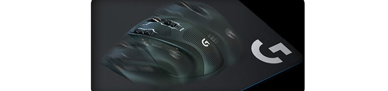 Logitech G440 Hard Gaming Mouse Pad Tarcie