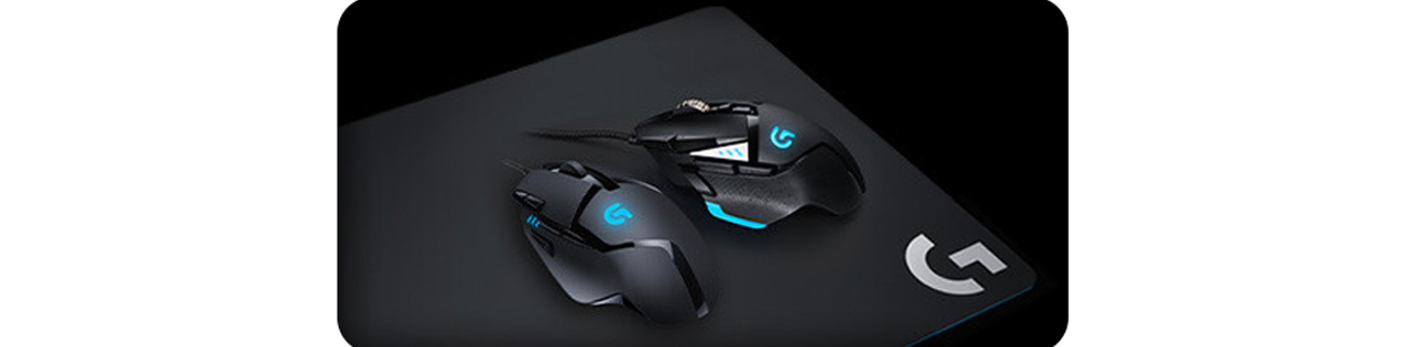 Logitech G440 Hard Gaming Mouse Pad Sensor