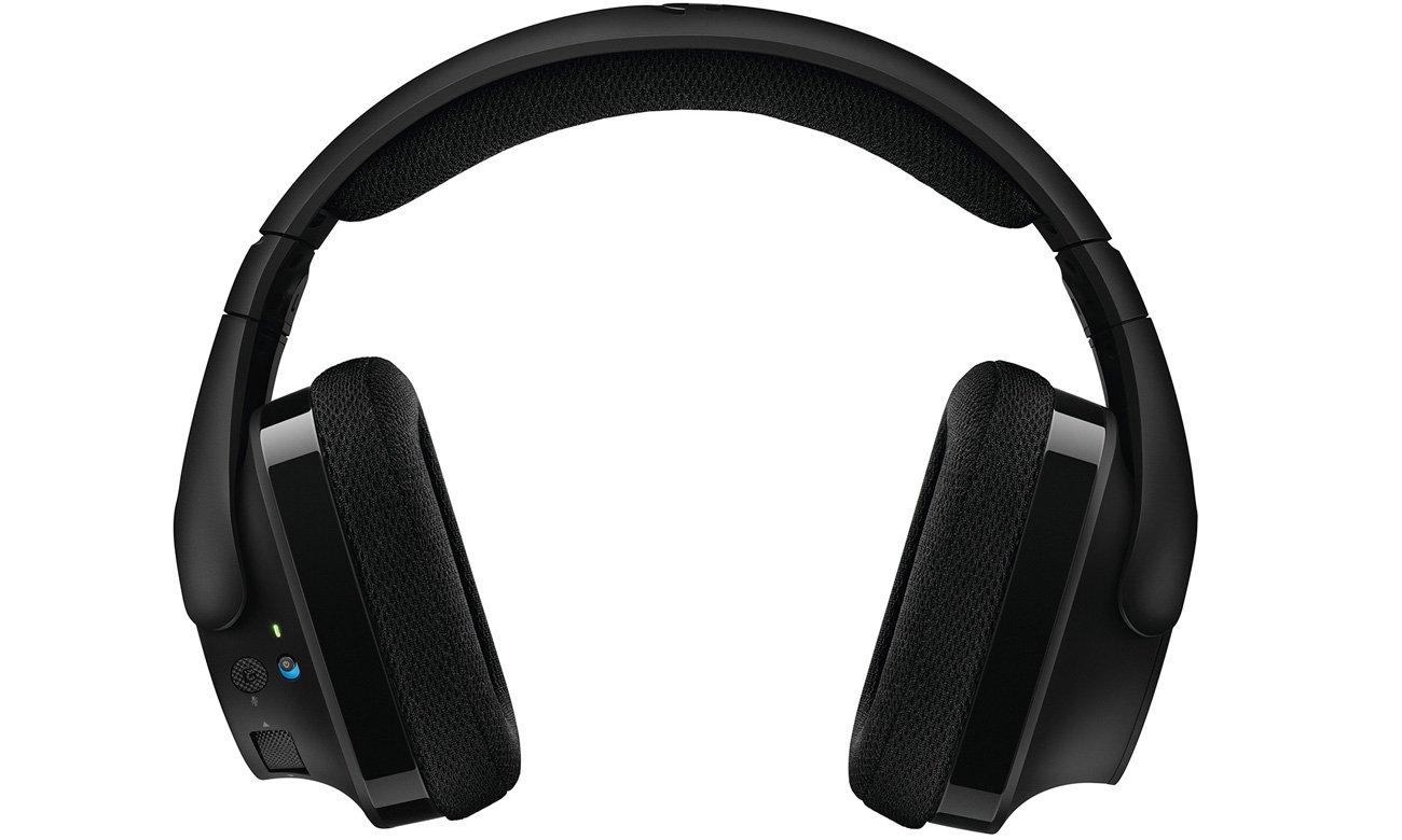 Zestaw słuchawkowy Logitech G533