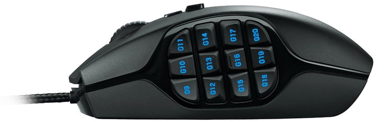 Logitech G600 MMO