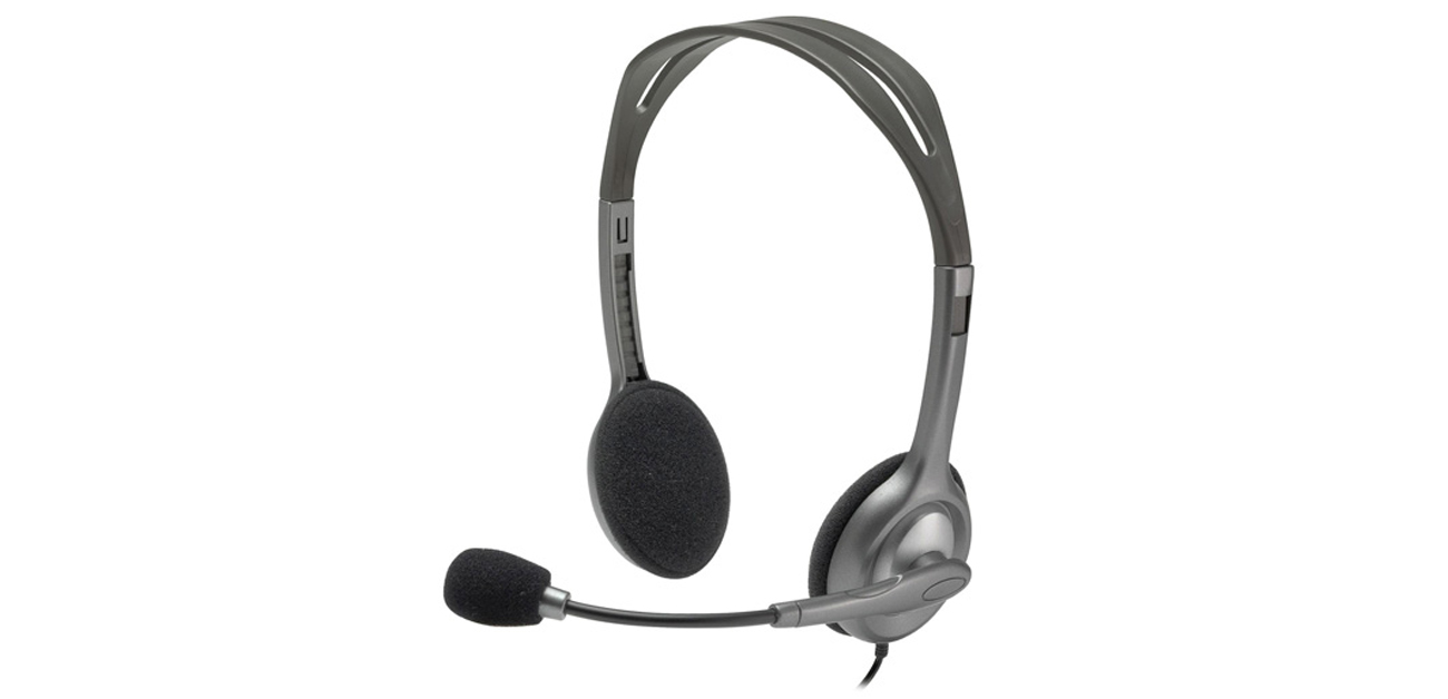 Logitech H111 Headset z mikrofonem 981-000593