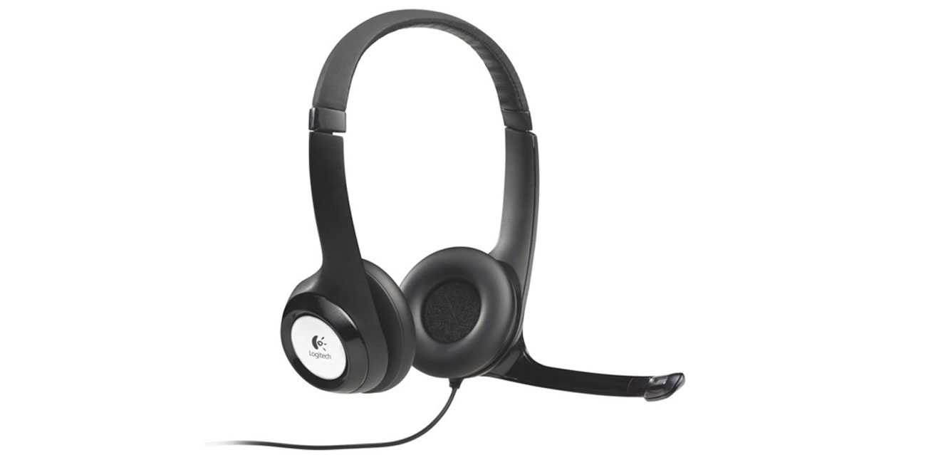 Logitech H390 Headset głosno wyraznie rozmowy